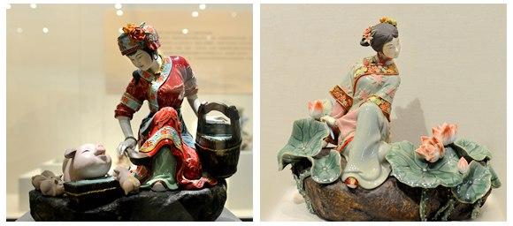 Dongguan Exhibition Hall displays Master of Ceramics Huang Songjian