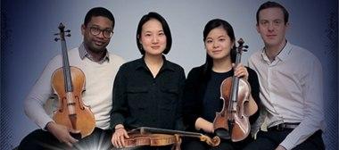 Petrucci String Quartet concert